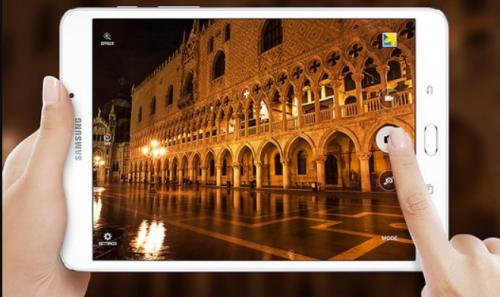 tablet camera