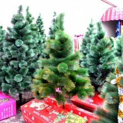 Выбираем искусственную елку 2017