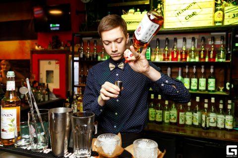 Конкурс «Лучший бармен»