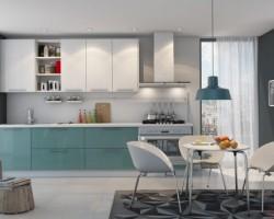 Все тонкости выбора стеклянных столов для кухни