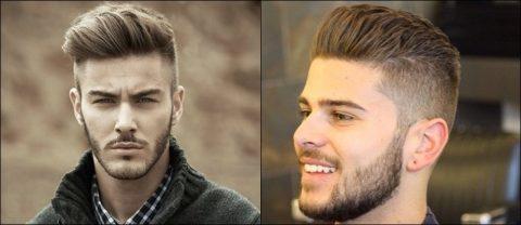 Стильная стрижка и борода