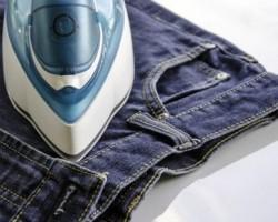 Ценные советы того, как правильно гладить джинсы
