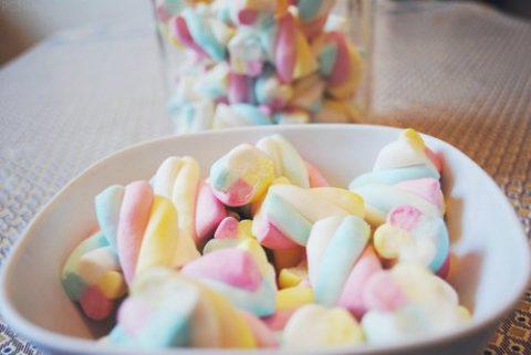 конфетки-маршмелоу
