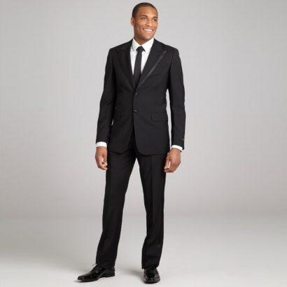 классический костюм мужской