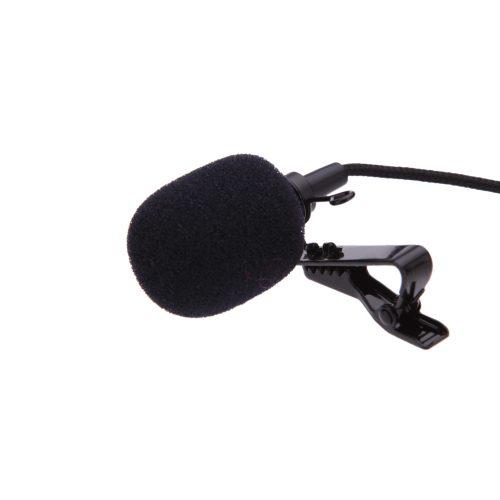 Микрофон с зажимами