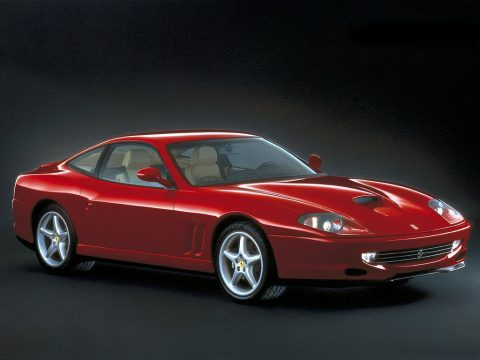 Ferrari 550 Maranello фото