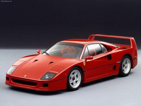 Ferrari F40 фото