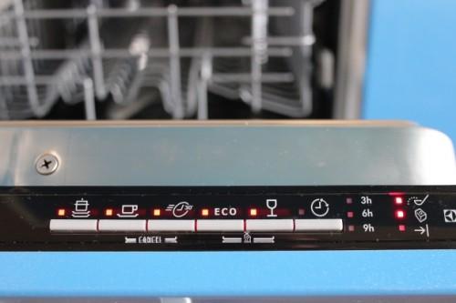 Вид управления посудомоечной машины