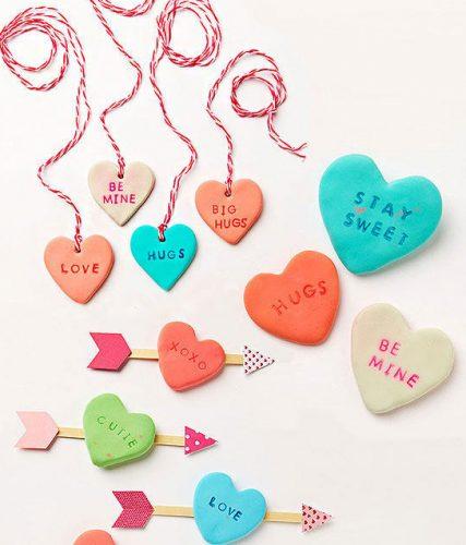 Играющие сердца