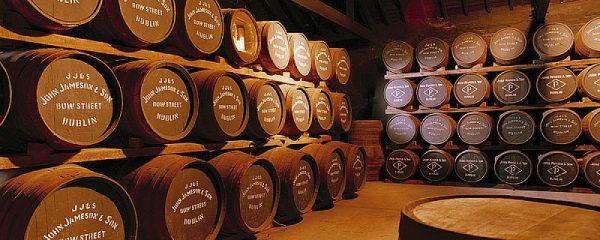 История вискикурни Jameson