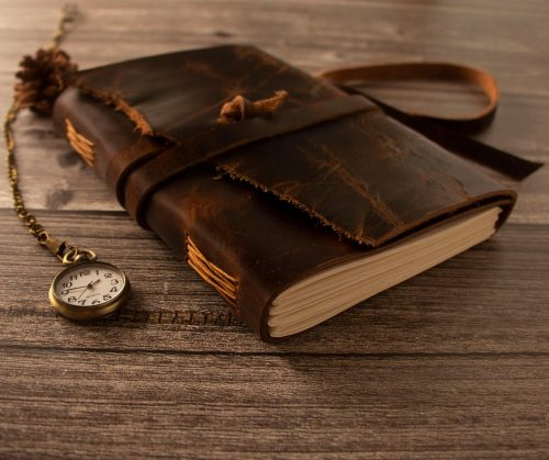 винтажный дневник