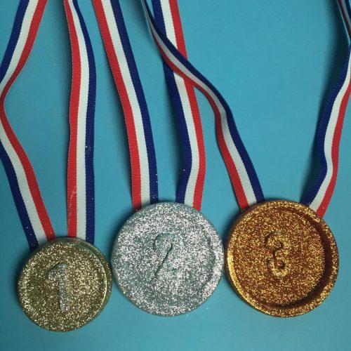 Медаль за лучшую подругу
