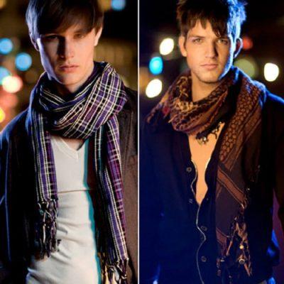 Модный шарф 2013-2014