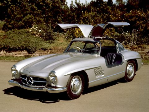 Mercedes-Benz 300 SL Photo
