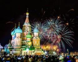 Где встретить Новый год 2020 в Москве