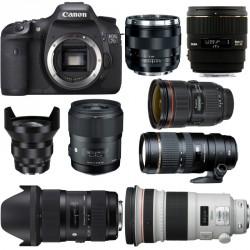 Выбираем хороший объектив для фотоаппарата