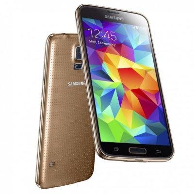 Samsung-galaxy-s5-broun