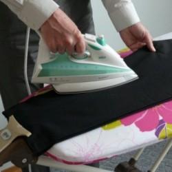 Как научиться правильно гладить брюки