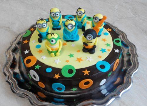 Торт детям