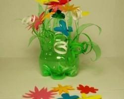 Мастер-класс поделок из пластиковых бутылок