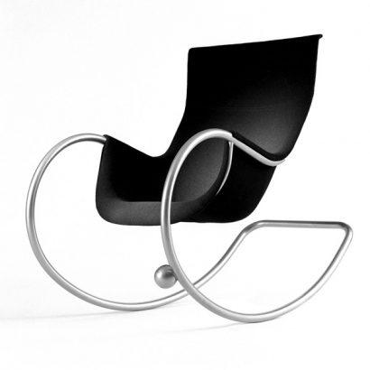 кресло-качалка для офиса