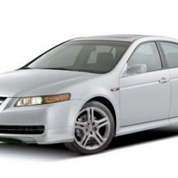 Acura TL Type-S 2007 года