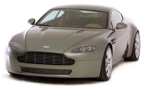 Aston Martin AMV8 2005 года
