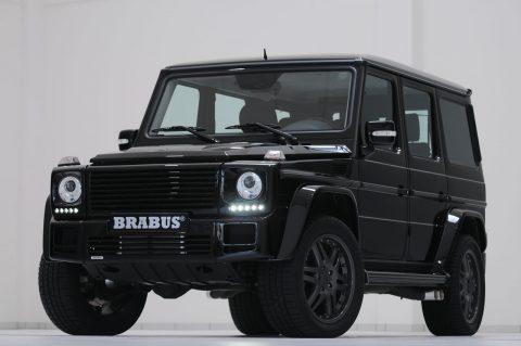 Mercedes-Benz Brabus GV12