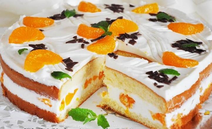 """""""ворожный торт с маскарпоне"""