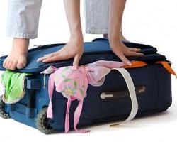 Складываем чемодан