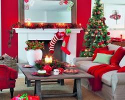 Как украсить квартиру на Новый год 2019 своими руками
