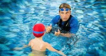 Переподготовка дистанционно на тренера по плаванию