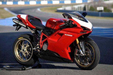 Ducati 1098 2013