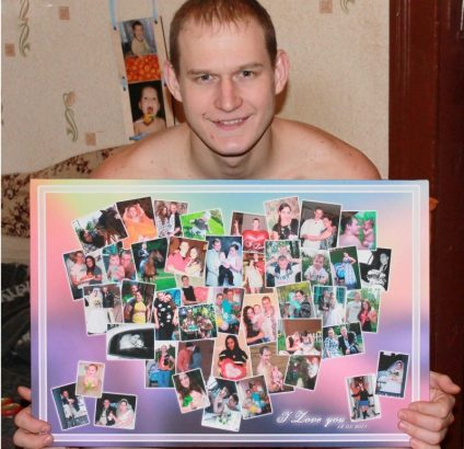 Фотоколлаж в подарок