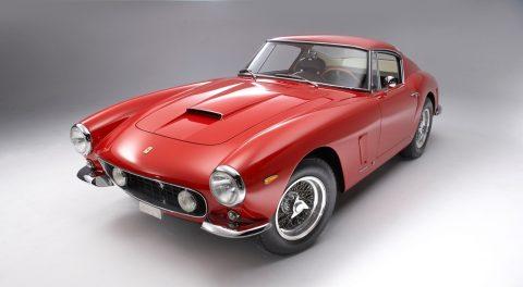 Ferrari 250 GT фото