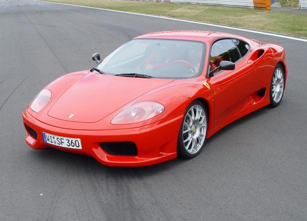 Ferrari 360 Modena фото