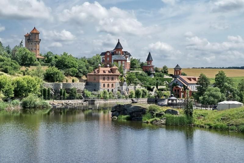 Ковалевка - маленькая Украинская Швейцария