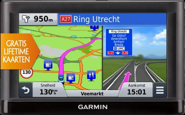 Garmin - 55LM