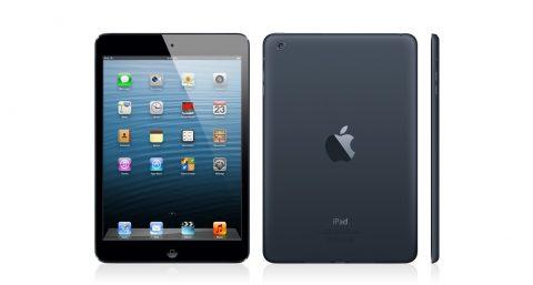iPad мини черный со всех сторон