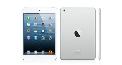 iPad мини белый со всех сторон