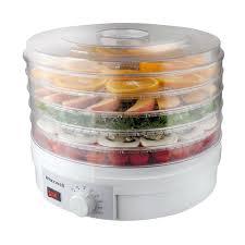Выбираем хорошую сушилку для овощей и фруктов