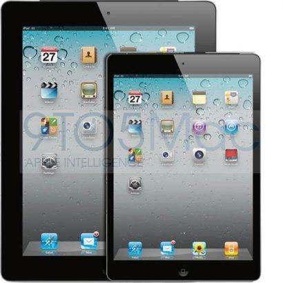 фото ipad mini черный сравнить с ipad3