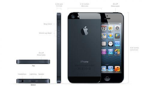 iphone 5 фото