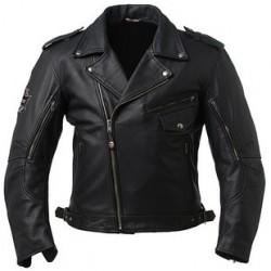Выбираем мужскую кожаную куртку