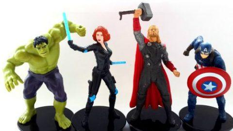 супергерои игрушки