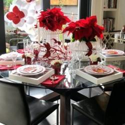 Украшаем красиво дом на 14 февраля