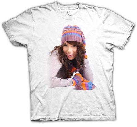 футболка с фотографиями