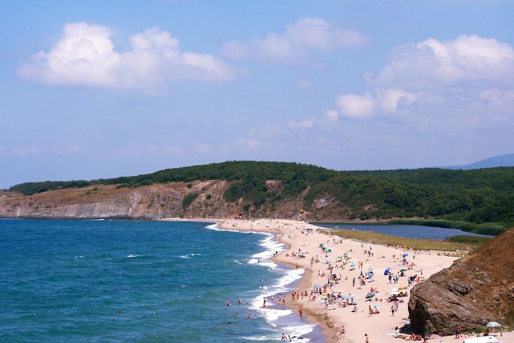солнечный берег болгария фото видео