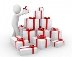 Необыкновенные подарки родственникам на 23 февраля