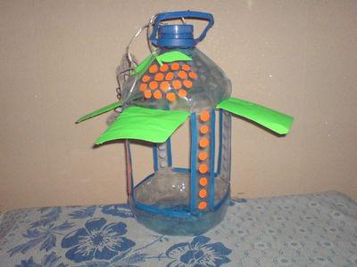Как сделать кормушку из бутылки 2 литра фото 136